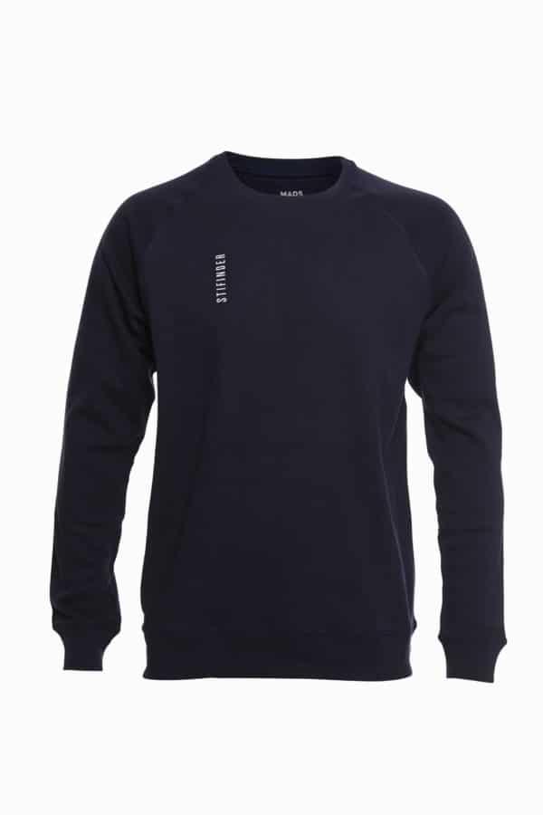 Sweatshirt - Mads Nørgaard - Navy