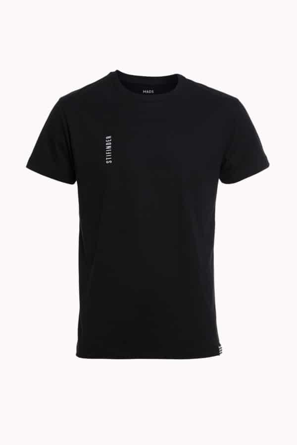T-shirt - Mads Nørgaard - Black