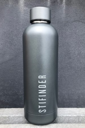 StifinderThermo Bottle-Grey
