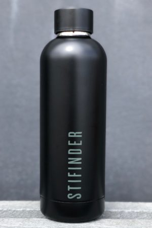 Stifinder Thermo Bottle-Black